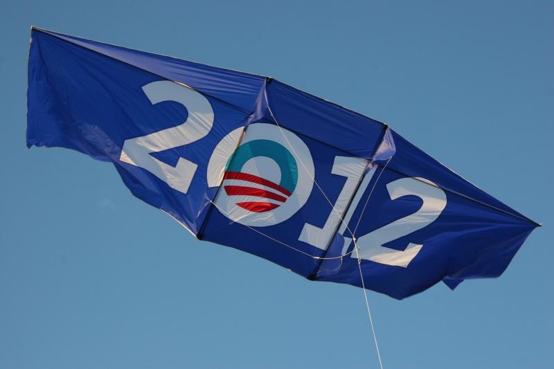 The Obama Kite